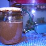 Bote agua salada con huevos artemia